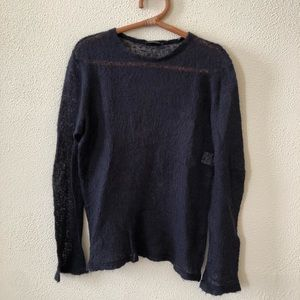 Costume National Homme Mohair Sweater 48